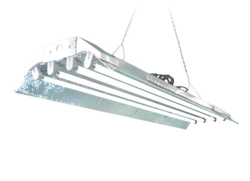 T5 Grow Light 4ft 4lamps DL844s Ho Fluorescent Hydroponic Fi