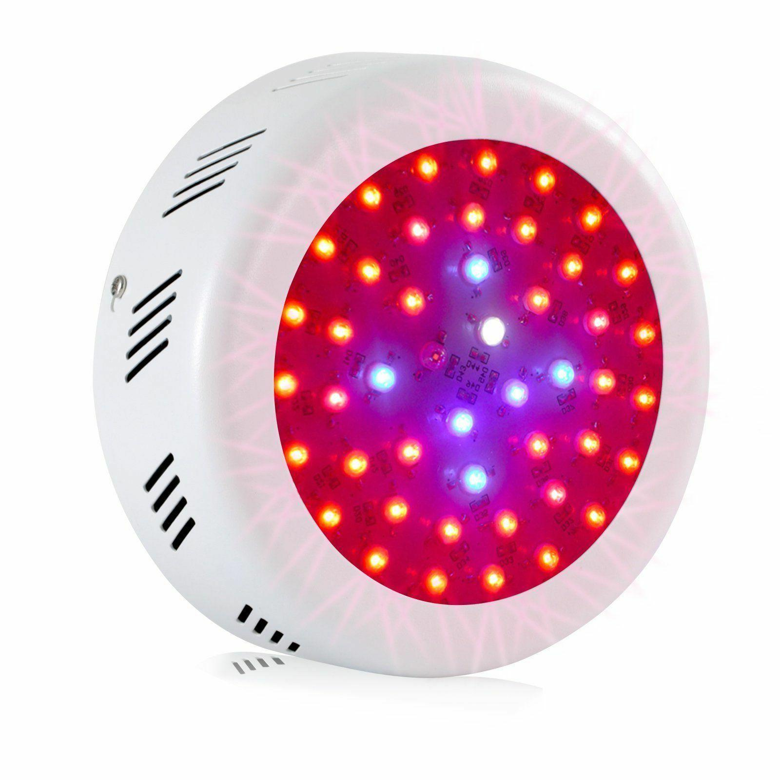 ufo 138w led grow light for home