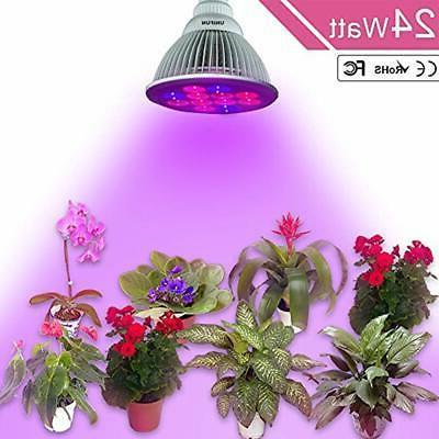 UNIFUN E27 Bulb Greenhouse Lights Growing Garden