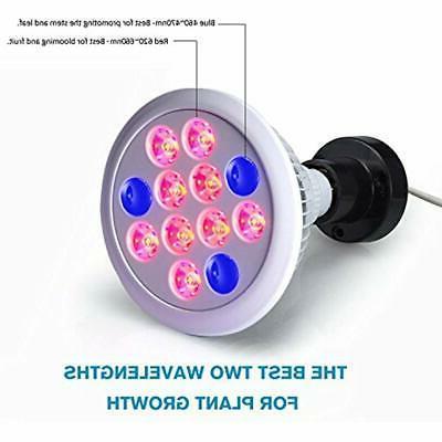 UNIFUN Grow Light E27 Lights Lamp Garden