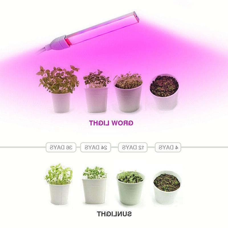USB Full 3W DC For Greenhouse Seedling Lighting IR UV <font><b>Growing</b></font> Phyto <font><b>Lamp</b></font>