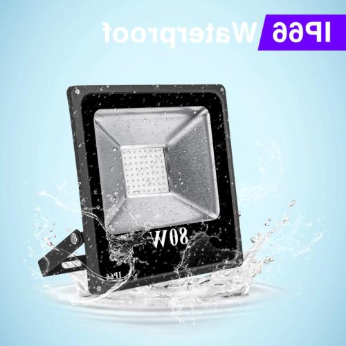 UV Light, 80W UV Led Light Bulb for