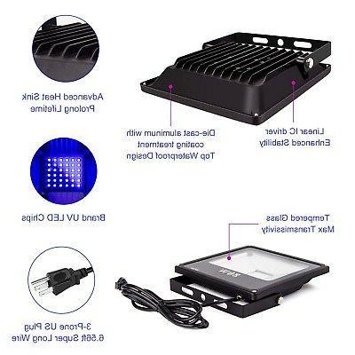 Flood UV Floodlight IP66