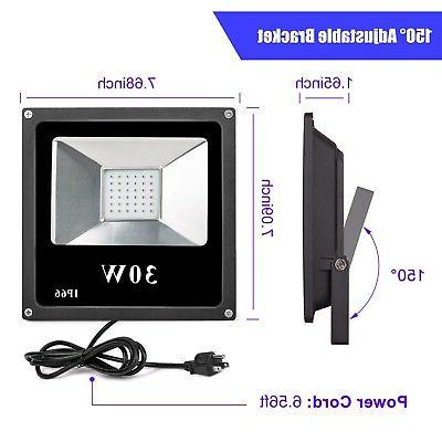 Roleadro Flood 30w UV Led Outdoor IP66 ...