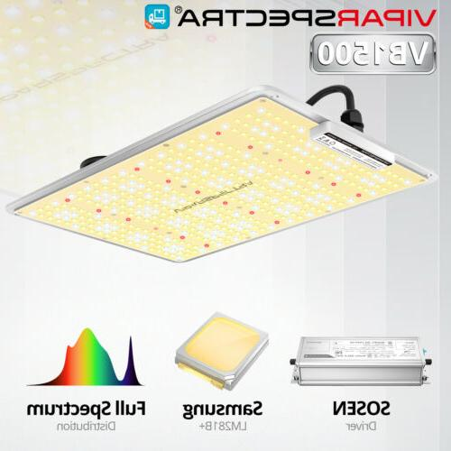 VIPARSPECTRA VB1500 LED Grow Light Full Spectrum Samsungled