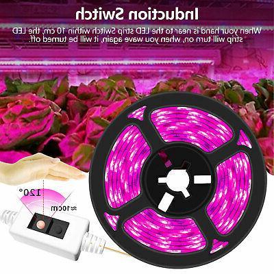 Waterproof LED Light Strip Spectrum Lamp for Flower