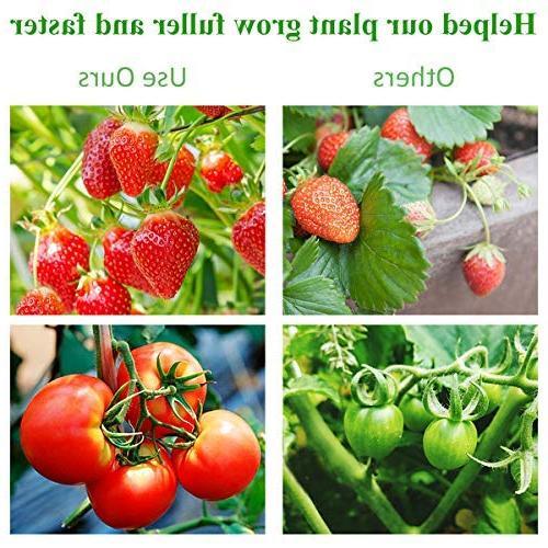 – Lighting, Full Plant Light Grow UV&IR Plant Lamp for Greenhouse and Grow LED Panel Vegetables