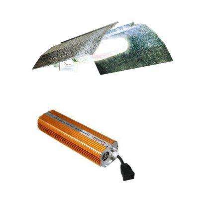 wing reflector quantum dimmable ballast