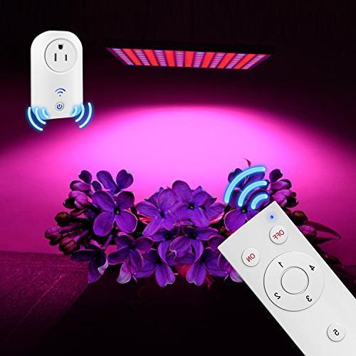 UNIFUN Wireless Socket Electrical Smart Grow Lights, Plant Light White