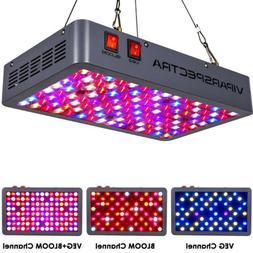 VIPARSPECTRA Latest 600W LED Grow Light Full Spectrum Veg&Bl