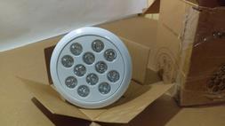 TaoTronics LED 3 Band Plant Grow tBulb E27 12w TT-GL20  New