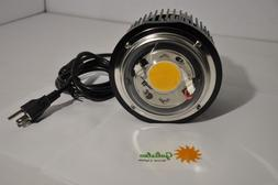 LED COB CREE CXB3590 Grow Light 54w  3500K  MeanWell driver