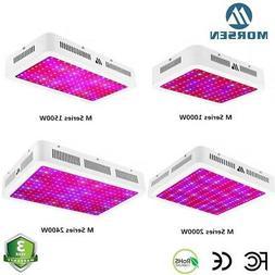 Morsen Led Grow Light 1000W - 3000W Full Spectrum For Hydrop