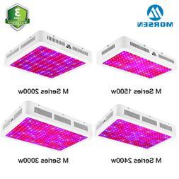🌾 Morsen Led Grow Light M-1000w--3000w Full Spectrum For