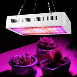 LED Grow Light 1000W Full Spectrum Hydroponic Aquaponics ind