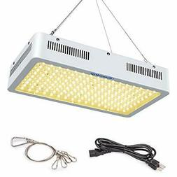 Roleadro LED Grow Light 1500W Plant Light with 3500k Full Sp