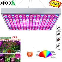 LED Grow Light 225 LED UV&IR Growing Lamp Indoor Plants Hydr