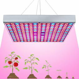 LED Grow Light 225LED UV IR Growing Lamp for Indoor Hydropon