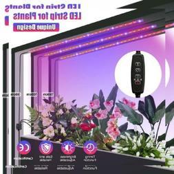 LED Grow Light,SOLMORE 3Pcs 1.6ft/Strip Plant Light for 3pcs