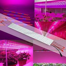 LED Grow Light, SOLMORE 3Pcs 1.6ft/Strip Plant Light for Ind