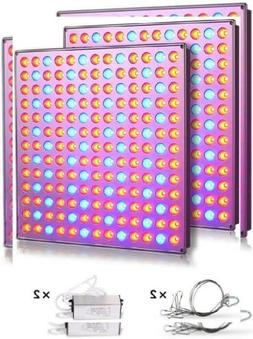 Roleadro LED Grow Light, 45W Plant Light Bulbs Reflector Gro