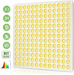 LED Grow Light, Roleadro 75W Full Spectrum Grow Light for In