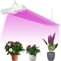 4Ft Led Grow Light 80W 600W Equivalent Full Spectrum Integra
