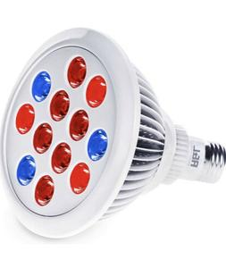 LED Grow Light Bulb - Greenhouse Hydroponics for Organic Ind