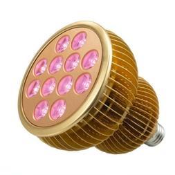 LED Grow Light Bulb, TaoTronics Full Spectrum Lights for Ind