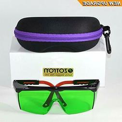 LED Grow Light Color Correction Safety Glasses With Free Bon
