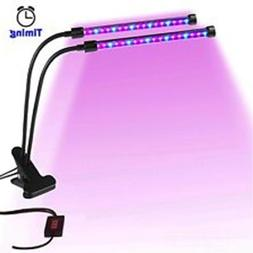 LED Grow Light for Indoor Plant Growing Light Fixture with T