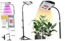LED Grow Light for Indoor Plants,Floor Lamp with Gooseneck,L