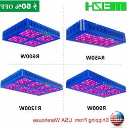 MEIZHI 300W 450W 600W 900W 1200W LED Grow Light Indoor Full