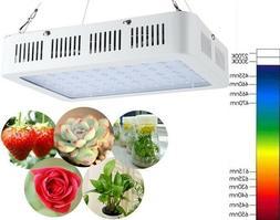 Dimgogo LED Grow Light Kit 1000W Full Color Spectrum Voltage