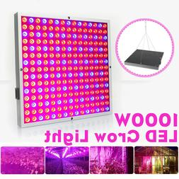 LED Grow Light Lamp Full Spectrum Hydroponic Greenhouse Indo