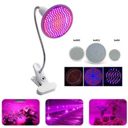 Led Grow Light Lamp growing bulbs Holder Clip for Plant Flow