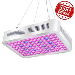 Roleadro LED Grow Light, Reflector-Series 600W Red Blue Full