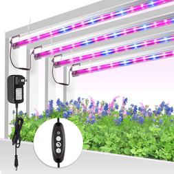Led Grow Light Strip for Indoor Plants, Full Spectrum Auto O