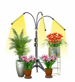 Grow Light with Stand, 60W Floor Plant Lights for Indoor Pla