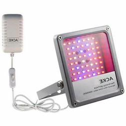 LED Grow Lights Fixtures Plant 24W Plants' Seedlings Hydropo