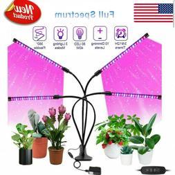 LED Grow Lights Indoor Plants Hydroponics Full Spectrum Plan