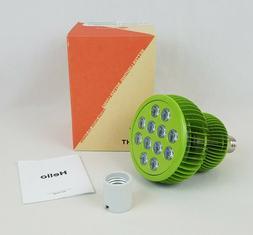 TaoTronics LED Hydroponics Plant Grow Light Bulb  / 36W / Gr