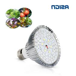 LED Phyto Lamp Full Spectrum 30W 50W 80W E27 LED <font><b>Gr
