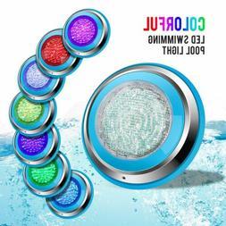 Led Pool Light Waterproof IP68 47W RGB Swimming Pool Light w
