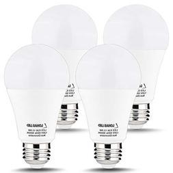 LOHAS A19 Bulb 100W LED Light Bulbs, A19 Daylight E26 Edison