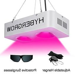 Hyber Grow LED Grow Light Full Spectrum,COB 400w for Indoor