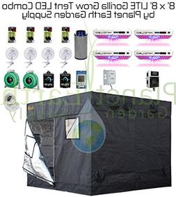 Gorilla Grow Tent LITE  LED Combo Package #2