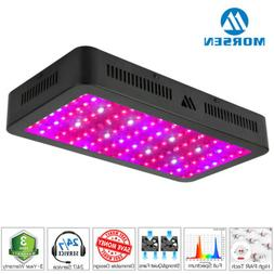 Morsen M-1500w Full Spectrum 150Led Grow Light For Hydroponi