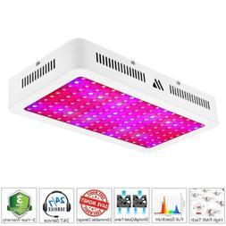 Morsen 1500w 150 LEDs Grow Lights Full Spectrum For All Indo