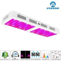 Morsen M-2000w LED Grow Lights with Double Chips Full Spectr